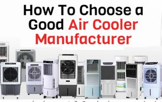 5 Things to Consider When Choosing an Air Cooler Manufacturer