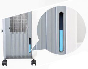 Climatizador de Ar water tank
