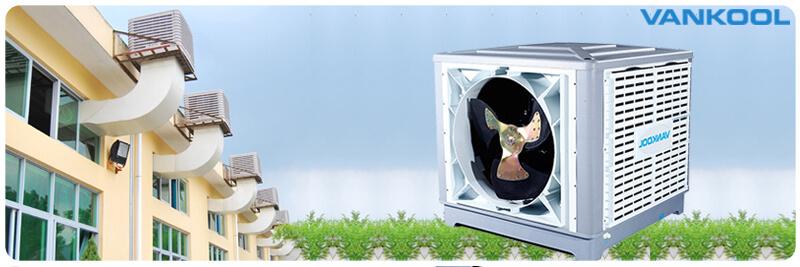 Climatizadores Evaporativos Portáteis Vankool