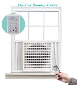 Window Swamp Cooler