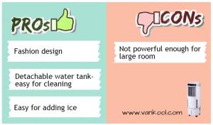 Vankool Portable Evaporative Coolers