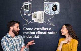 Como escolher o melhor climatizador industrial