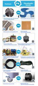 Climatizador de ar Vankool vs Climatizador portátil barato